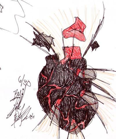 Heart Shedd by UrEmoLover