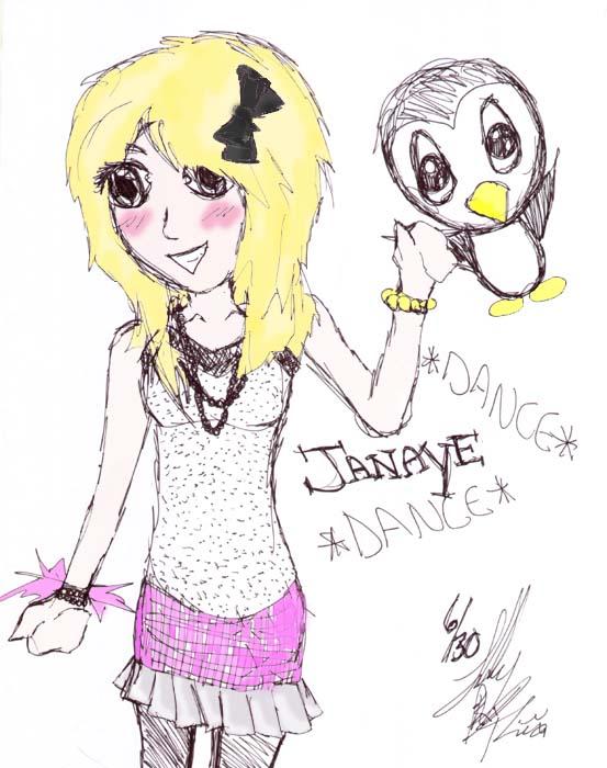 Janaye by UrEmoLover