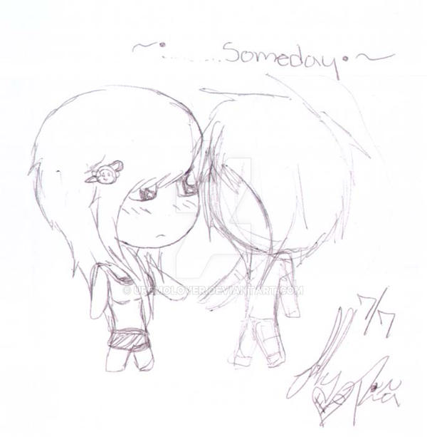 Someday.. by UrEmoLover