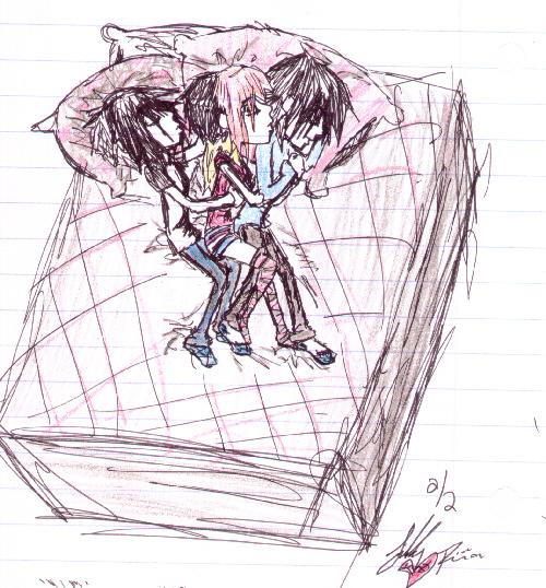 Hug Orgy EX3 by UrEmoLover