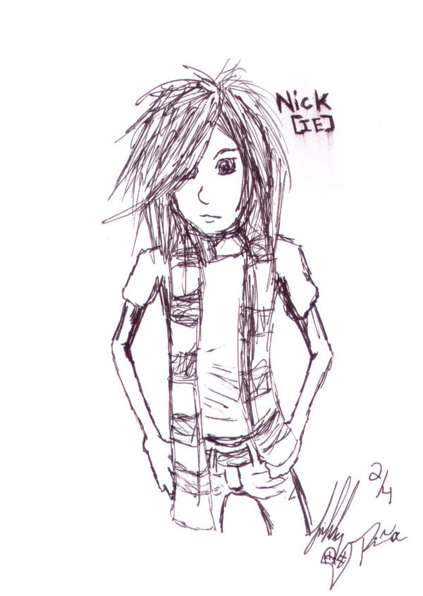 Nick by UrEmoLover