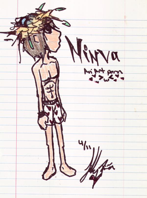 Ninva by UrEmoLover