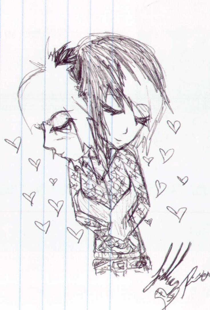Love Huggle by UrEmoLover