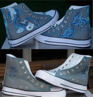 koi shoes by changanghua