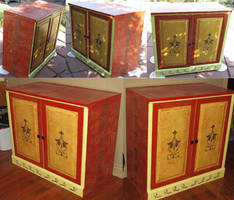 wine cabinet by changanghua