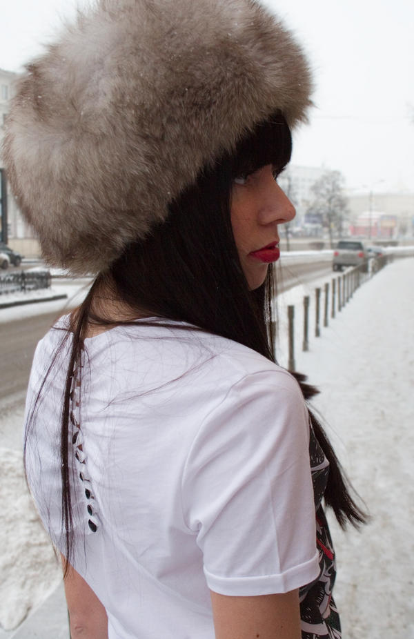 snow queen July by AliceDjaiv