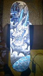 custom skate color