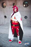 Ichiji Vinsmoke cosplay by Katty-z