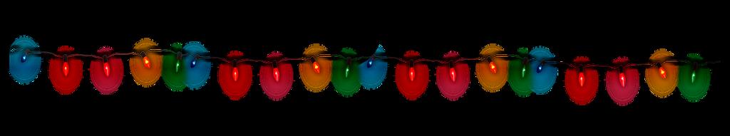 Resultado de imagen de luces  de navidad png