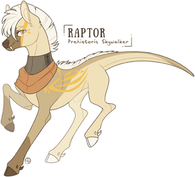Raptor 2016 by Thomisus