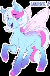 Faerie Flutter Pony