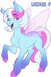 Faerie Flutter Pony by Thomisus