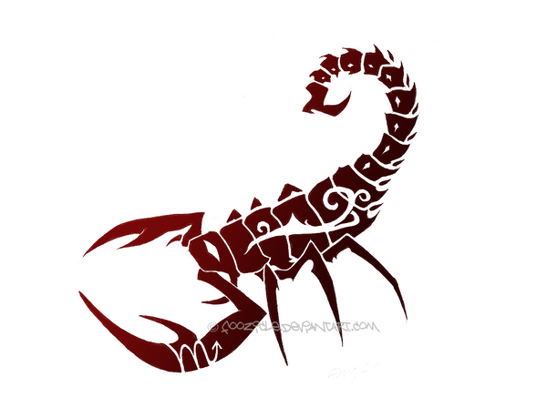 Scorpio by foozicle