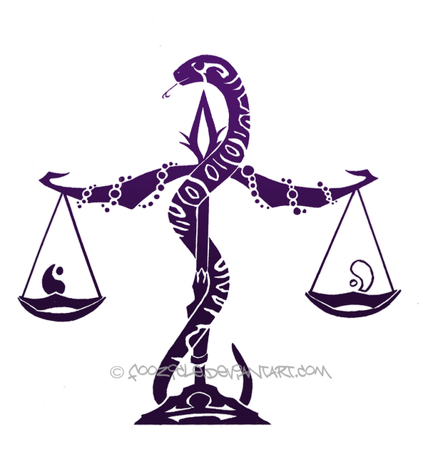 Libra By Foozicle On DeviantArt