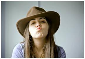 South American Girl