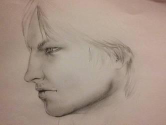 DMC 4 Dante Doodling WIP  by NikkiSixxIsALegend