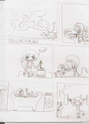 O dia-a dia de makoto 1 by Manta-Kurai