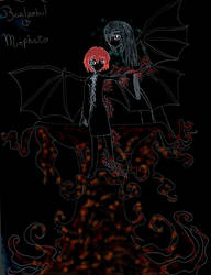 Mephistopheles x Baalzebul by Manta-Kurai