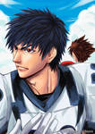 ES21:Prepare to battle by Bayou-Kun