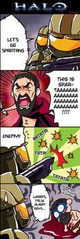 Halo 4-coma by Bayou-Kun