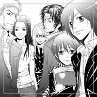 KHR - side characters