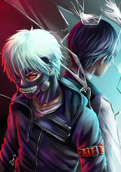 Tokyo Ghoul - The Other Side of the Mirror