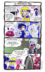 Naruto's Valentine Special by Bayou-Kun
