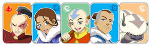 Avatar : The characterz