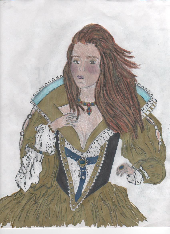 Lady Jane Grey by erinslament