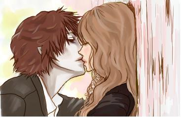 Edward and bella from twilight by chirashimaro on deviantart