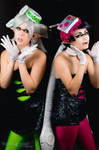 Sing! - Callie And Marie Cosplay Splatoon