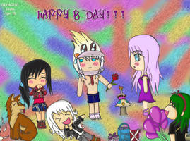 HAPPY BDAY!!!!!!!!!! by lostdarknesslight