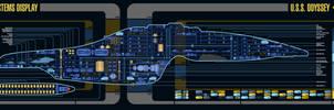 USS Odyssey (NX-94276) - Master Systems Display