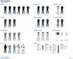 Starfleet Uniform Code: 2413 - Present