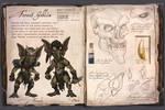 Forest Goblin folio - Maerdradus Bestiary