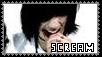 Scream stamp by TimmehMonster