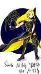 Dark Angel (Ex. simple full body) by INychta