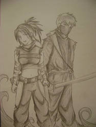 Ninja Partner by ayameclub