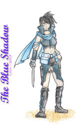 Ayame: The Blue Shadow