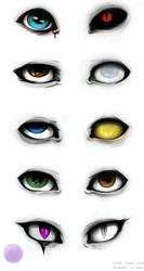 Murder Eyes by En-SigMa