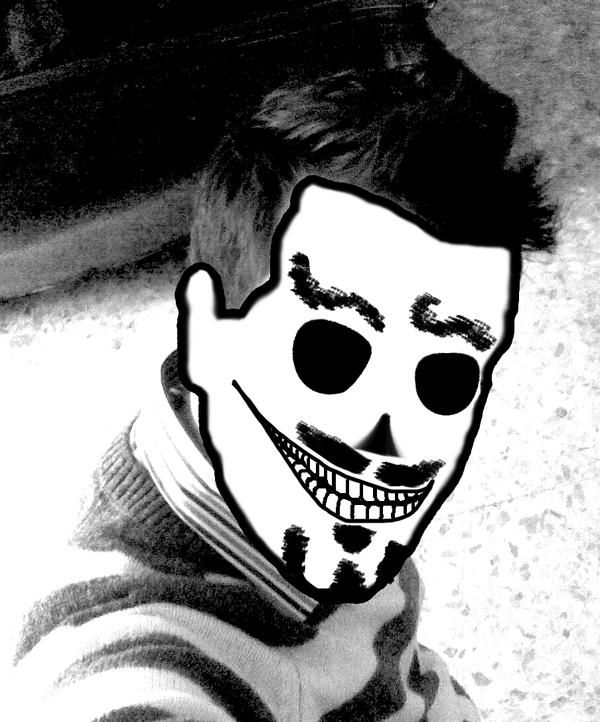 Skull me by butulino
