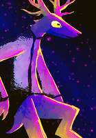 Drake of Void by DragonarySilver