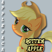 My Little Pony: Music is Magic - Applejack by tehAgg