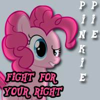 My Little Pony: Music is Magic - Pinkie Pie by tehAgg