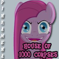 My Little Pony: Music is Magic - Pinkamena by tehAgg