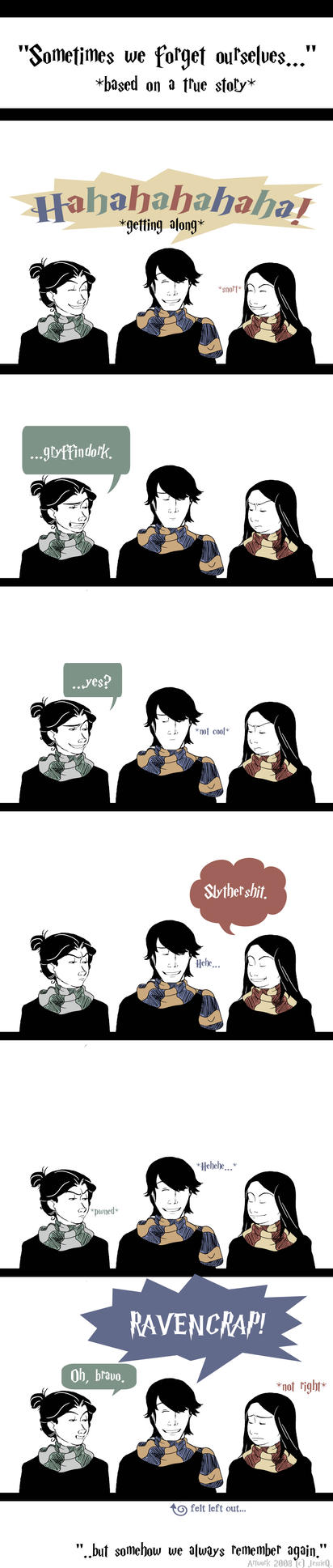 HP: Insults by JessieQ