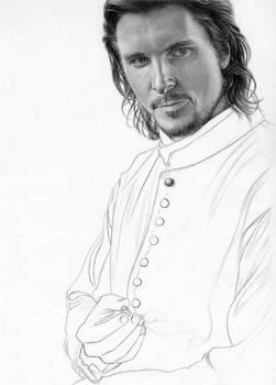 Christian Bale WIP 2 :D