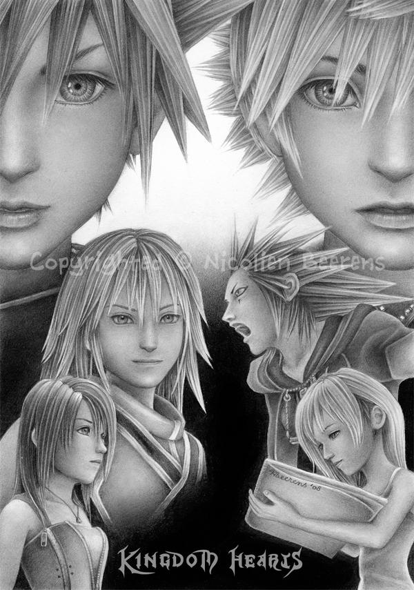 KH - Broken memories by Cataclysm-X