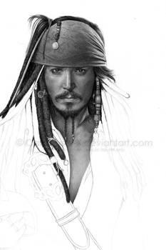 Jack Sparrow - WIP 2
