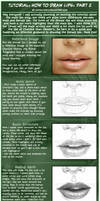 Tutorial: female lips